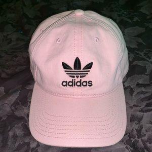 Adidas osfa pink hat